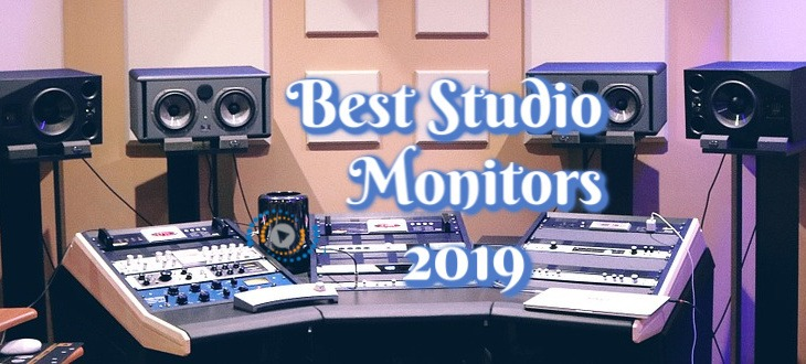 Best Studio Monitors 2019