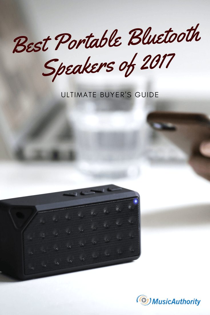 Best Portable Bluetooth Speakers of August 2019 Reviews| Music Authority