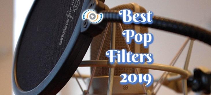 Best Pop Filter 2019