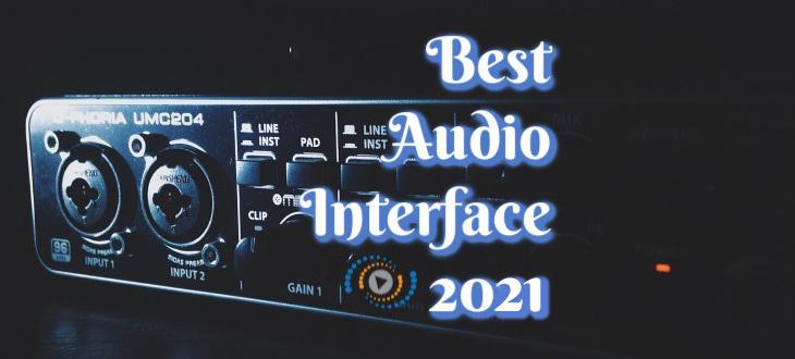 Best Audio Interface