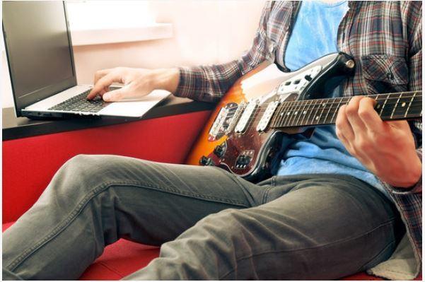 best online guitar lessons