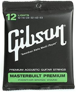 Gibson Masterbuilt Premium Acoustic