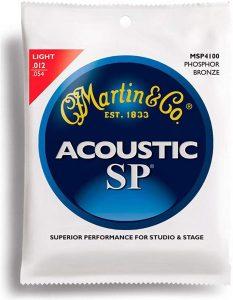 Martin SP 92/8 Acoustic Guitar Strings