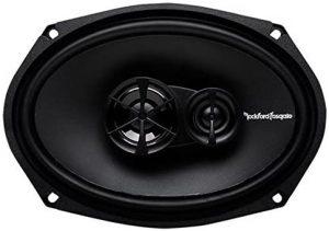 Rockford Fosgate R169X3 Prime 6 x 9 Inch 3-Way Full-Range Coaxial Speaker