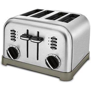 Cuisinart CPT-180P1 Metal Classic 4-Slice toaster