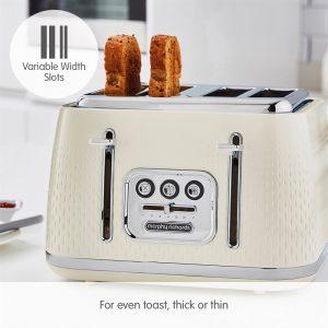 Morphy Richards Verve 4 Slice Toaster