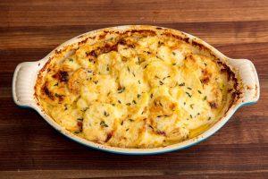 Potatoes au Gratia